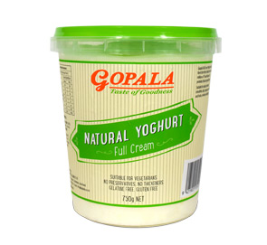 Gopala Yoghurt Full Cream