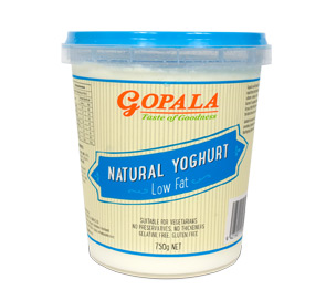 Gopala Yoghurt Low Fat