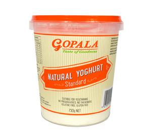 Gopala Yoghurt Standard